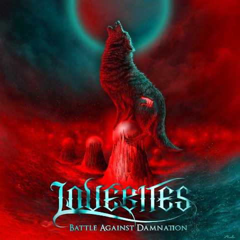 (Heavy Metal) LOVEBITES - Battle Against Damnation - 2018 (EP), OPUS, 160 kbps