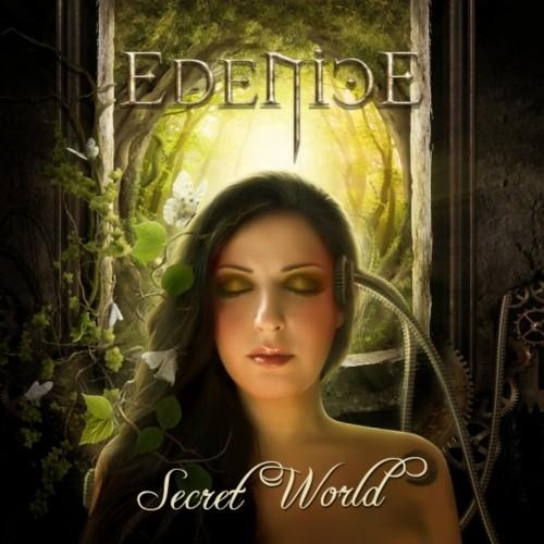 (Symphonic Rock / Metal (Femalre Vocal)) Edenice - Secret World - 2018, MP3, 320 kbps
