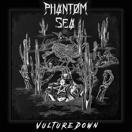 (Thrash Metal / Hardcore) Phantom Sea - Vulture Down - 2018, MP3, 320 kbps