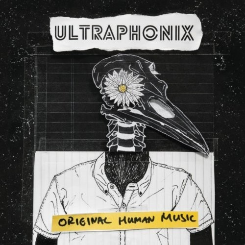 (Hard Rock) Ultraphonix - Original Human Music - 2018, MP3, 320 kbps