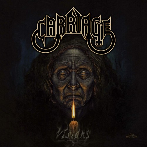 (Heavy Metal) Carriage - Visions - 2018, MP3, 320 kbps