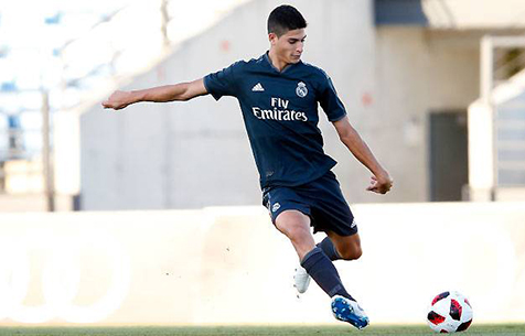 Real Madrid Castilla - Rayo Vallecano B 0:3