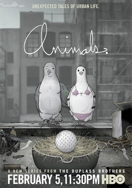 Звери / Animals [03x01 из 10] (2018) WEBRip 1080p | ColdFilm