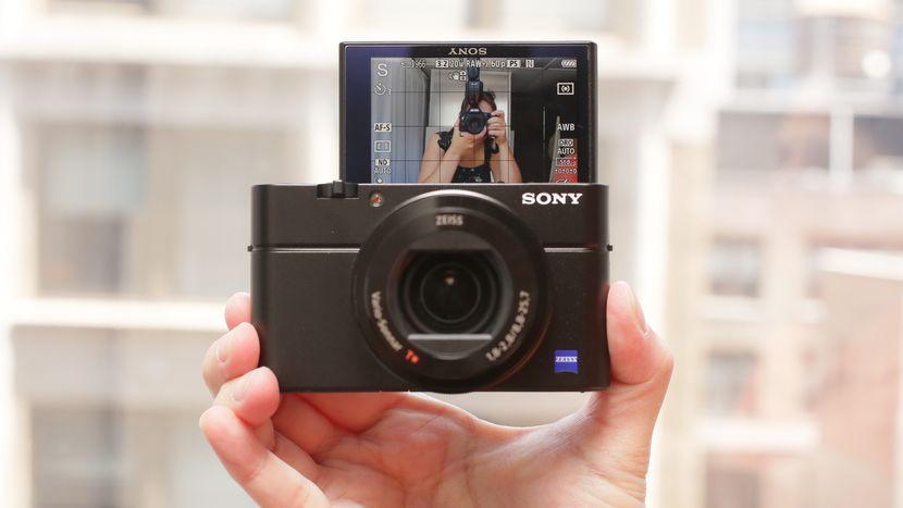 Цифровые фотоаппараты Sony – оптимальное соотношение цены и качества