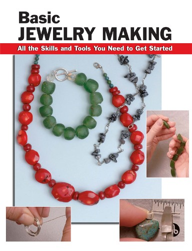 Sandy Allison - Basic Jewelry Making: All the Skills and Tools You Need to Get Started (How To Basics) / Основы создания украшений [2006, EPUB, ENG]