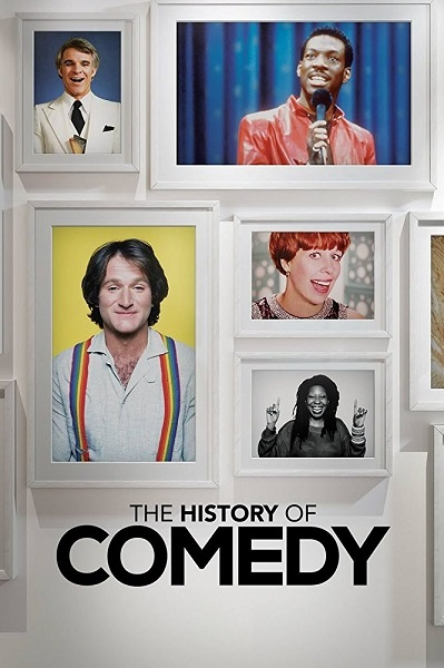 История комедии / The History of Comedy (2018) HDTVRip | ColdFilm