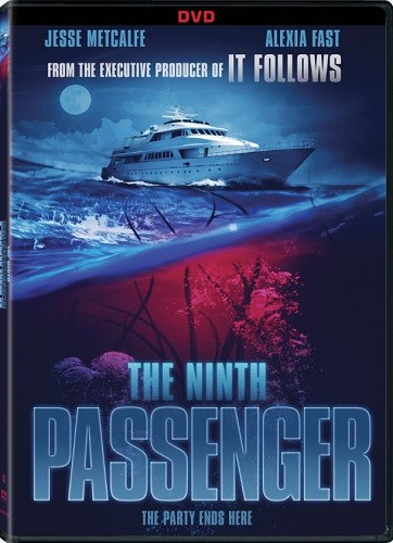 The Ninth Passenger 2018 DVDRip XviD AC3-EVO