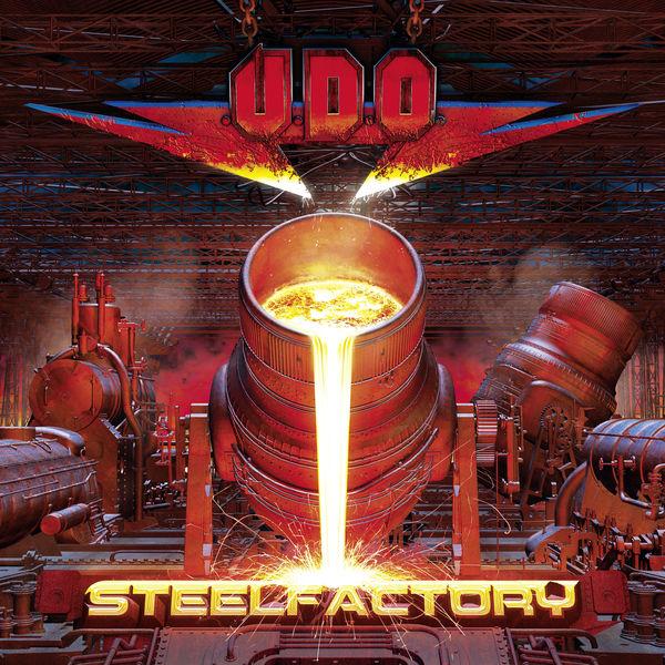 U.D.O. - Steelfactory [Japanese Edition] (2018) MP3