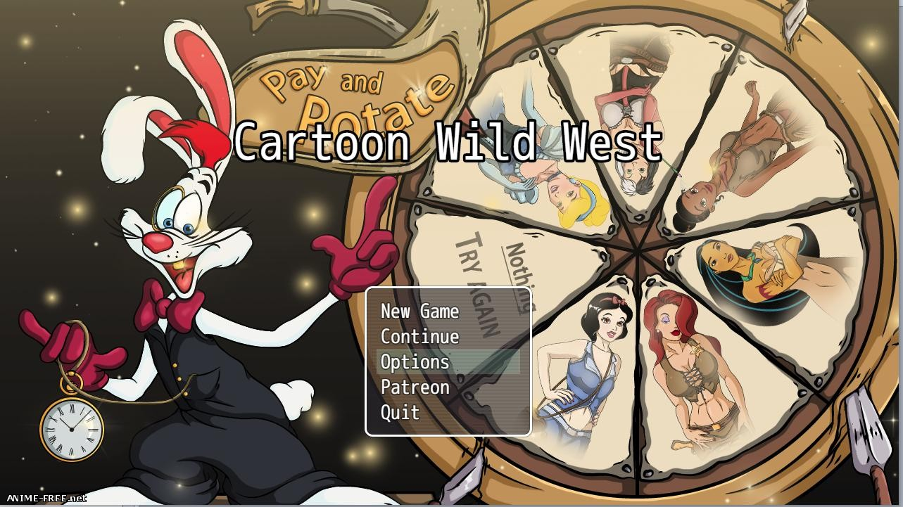 Cartoon Wild West [2018] [Uncen] [ADV] [ENG,RUS] H-Game