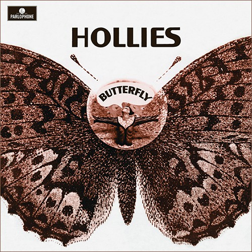 [TR24][OF] The Hollies - Butterfly - 1967 / 2016 (Rock)