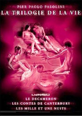 Постер:Трилогия жизни / Il trilogy della vita (1970-1974) BDRip 720p | Rus