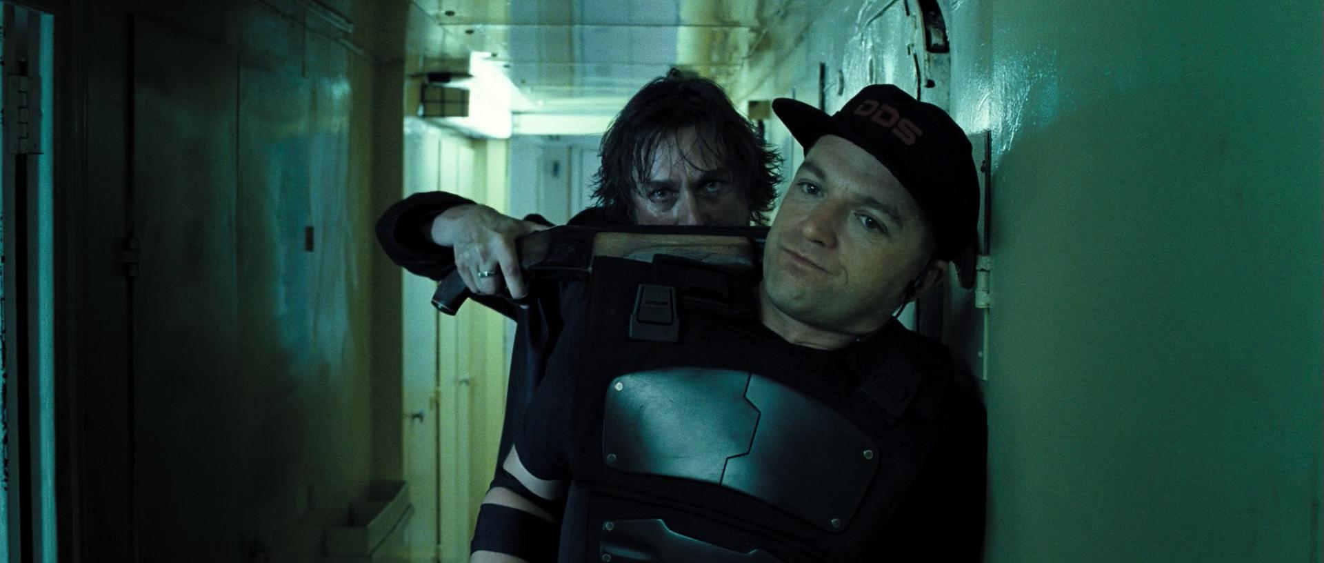 Судный день / Doomsday (2008/BDRip) 1080p от HELLYWOOD, Unrated, D, P, A