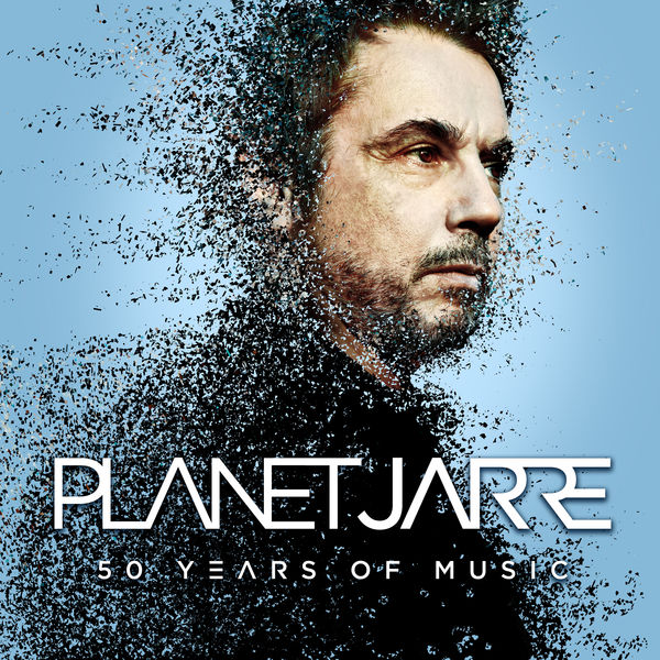 Jean-Michel Jarre - Planet Jarre: 50 Years Of Music [Deluxe Version] (2018) FLAC