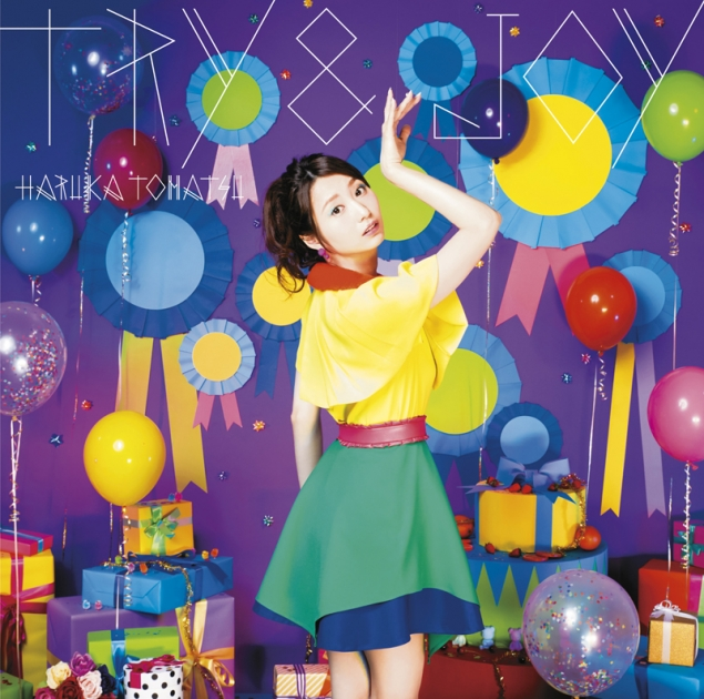 20180915.0855.4 Haruka Tomatsu - Try  Joy cover.jpg