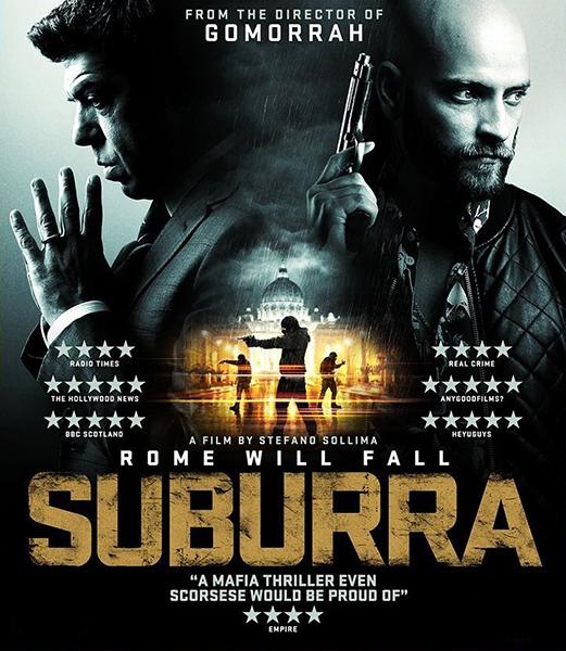 Субура / Suburra (2015) BDRip 720p   P, A   FRA Transfer