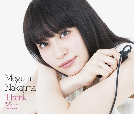 20180918.0254.5 Megumi Nakajima - Thank You cover 1.jpg