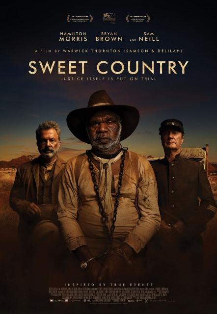 Сладостный край / Sweet Country (2017) AC3 5.1 [hand made]