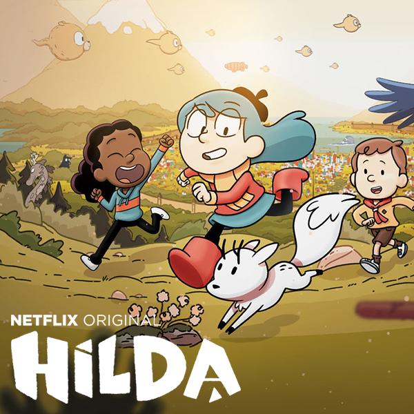 Хильда / Hilda [S01] (2018) WEB-DLRip | BTI Studios & Нота