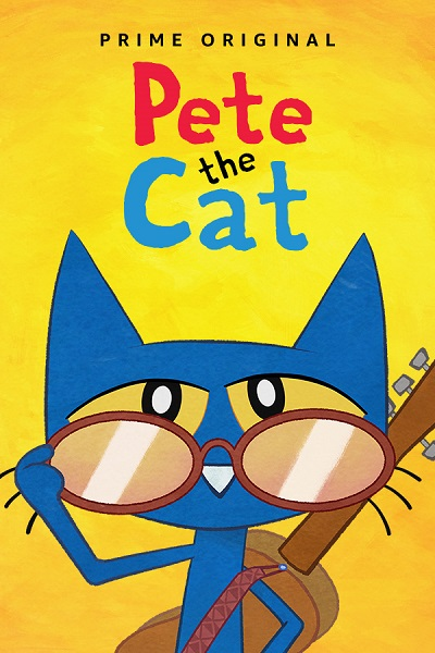 Кот Пётр / Pete the Cat [S02] (2018) WEBRip | ColdFilm