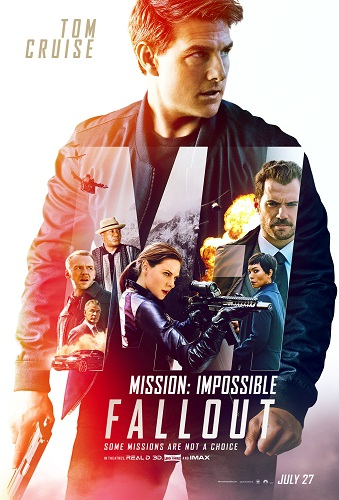 Mission Impossible Fallout 2018 720p HC HDRip X264 AC3-EVO