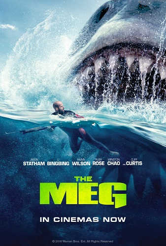 The Meg 2018 1080p HDRip X264 AC3-EVO
