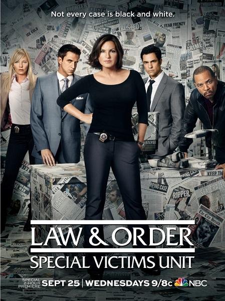 Закон и порядок: Специальный корпус / Law & Order: Special Victims Unit [20x01-11 из 24] (2018) HDTVRip 720p | SunshineStudio