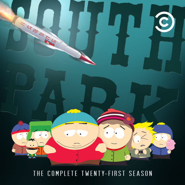 Южный Парк / South Park [S21] (2018) WEB-DL 1080p | Paramount Comedy