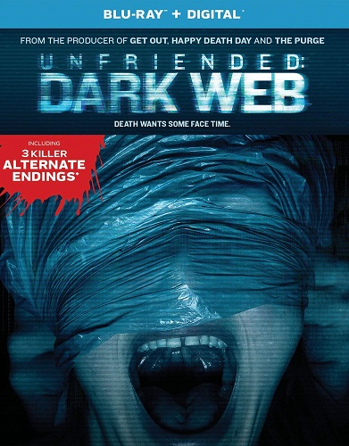 Unfriended Dark Web 2018 BRRip XviD AC3-EVO