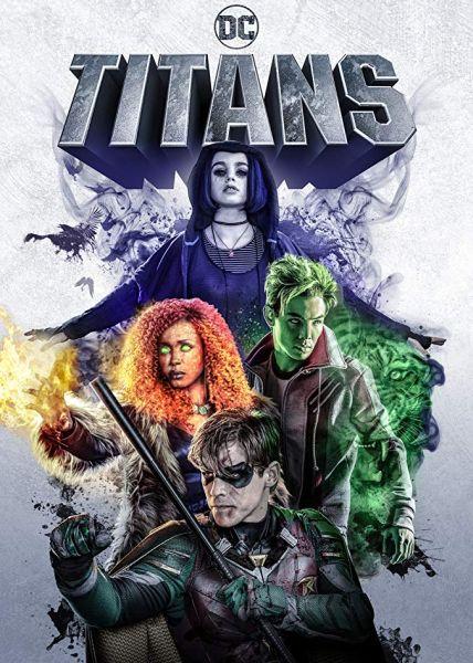 Титаны / Titans [01x01-08 из 13] (2018) WEBRip 1080p | LakeFilms