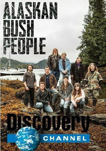 Discovery: Аляска: Семья из леса / Alaskan Bush People (2018) HDTVRip [H.264/720p-LQ] [50fps] (Сезон 6, серии 1-10 из 10)