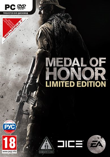 Medal of Honor - Limited Edition (2010) PC | RiP от xatab | 3.32 GB