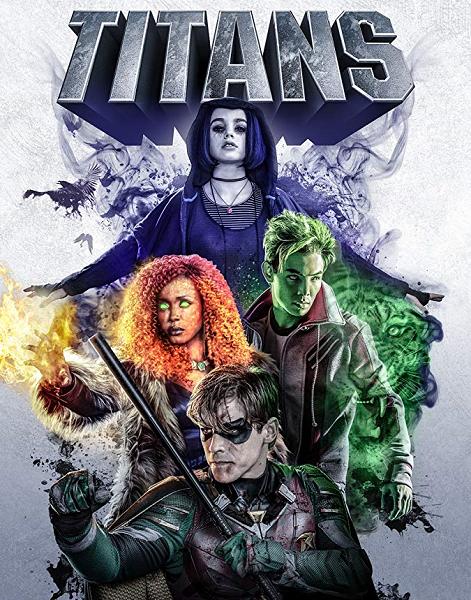 Титаны / Titans (2019) WEBRip 1080p от Kerob | L