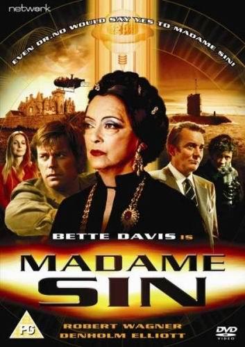 Мадам Грех / Madame Sin (Дэвид Грин / David Greene) [1972, Великобритания, триллер, DVD5 (Custom)] VO (Игорь Клушин) + Sub Rus (karlivanovich) + Original Eng
