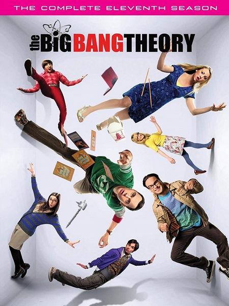 The Big Bang Theory Season 11 BDRip x264-DEMAND