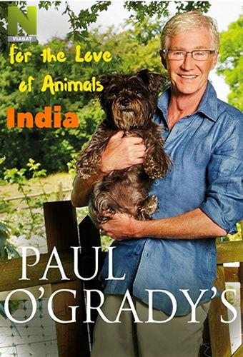 Пол ОГрэди: из любви к животным. Индия / Paul OGrady. For the Love of Animals. India (2017) HDTVRip [H.264 / 1080p-LQ] (Серии 1-2 из 2)