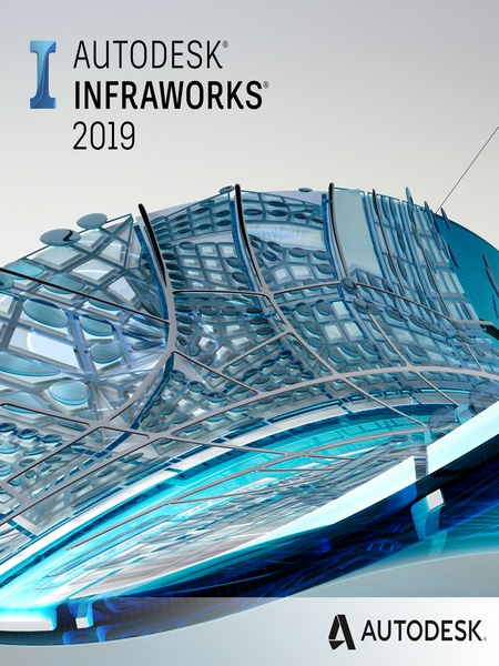 Autodesk InfraWorks 2019.2.1 (x64) Include Crack