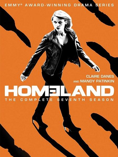Homeland Season 7 BDRip x264-REWARD