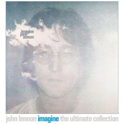 John Lennon – Imagine: The Ultimate Collection (2018) 1971 [DTS 5.1 CD-Audio|44.1/16|image+.cue|BD-Audio] <pop rock, art rock>