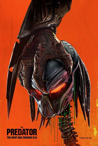 The Predator 2018 1080p HC HDRip X264 AC3-EVO