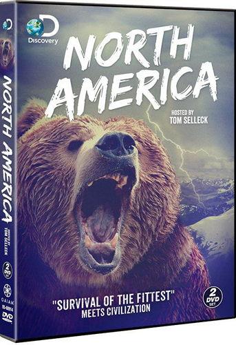 Discovery. Северная Америка / North America (2013) BDRemux [H.264/1080i] (сезон 1, серии 1-6 из 7)