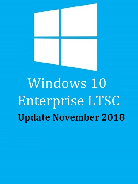 Windows 10 Enterprise LTSC 2019 (x64) En-US November 2018