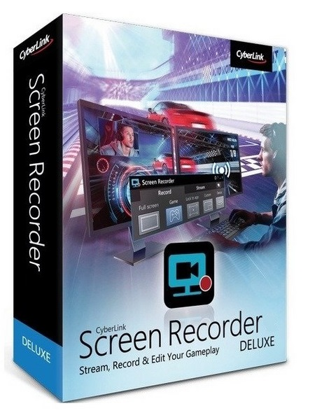 CyberLink Screen Recorder Deluxe v4.0.0.5914