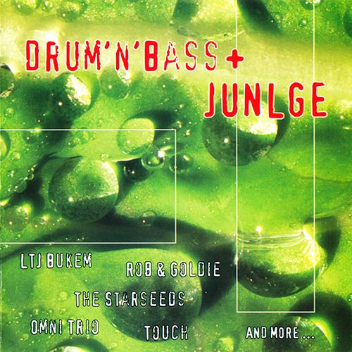 (Drum n Bass, Jungle) [CD] VA - DrumnBass + Jungle - 2000, FLAC (tracks+.cue), lossless
