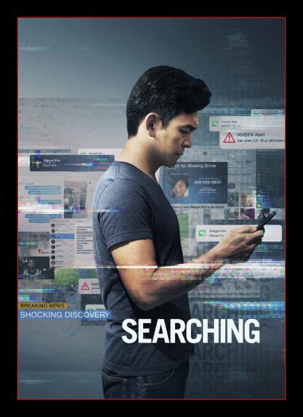 Поиск / Searching (Аниш Чаганти / Aneesh Chaganty) [2018, США, Россия, триллер, драма, детектив, BDRip] Dub