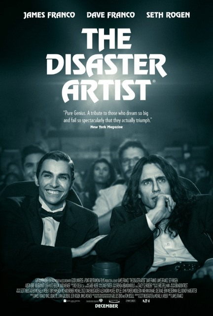 Горе-творец / The Disaster Artist (2017) AC3 5.1 [hand made]