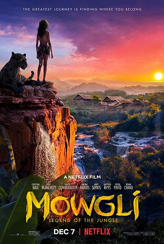 Mowgli Legend of the Jungle 2018 HDRip XviD AC3-EVO