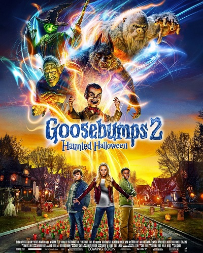 Goosebumps Haunted Halloween 2018 1080p WEB-DL H264 AC3-EVO