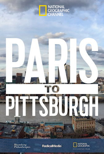 NG: От Парижа до Питтсбурга / Paris to Pittsburgh (2018) DVB