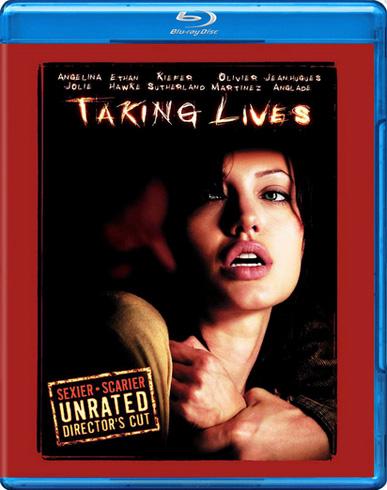 Забирая жизни / Taking Lives (Д. Дж. Карузо / D.J. Caruso) [2004, США, Канада, Австралия, триллер, детектив, BDRemux 1080p] [Режиссерскаяверсия / Directors Cut] Dub + MVO + 2x AVO + VO + Sub Rus, 2x Eng + Original 2x Eng