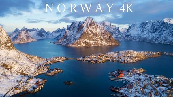 Северная Норвегия / Northern Norway (2018) WEBRip 2160p